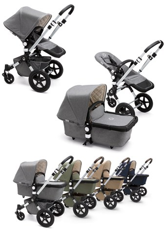 Uppdaterad snygging - Bugaboo Cameleon Classic + Collection