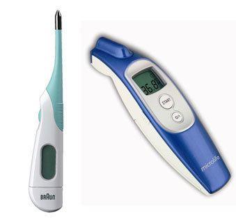 Bästa febertermometern för barn 10 termometrar i test