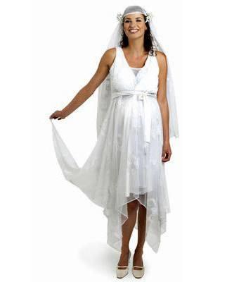 BarnNet: Finaste brudklänningarna för dig som är gravid