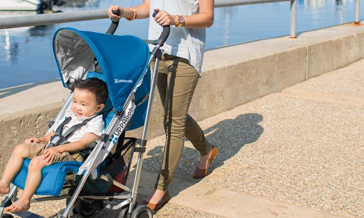 Uppababy GLUXE 2017