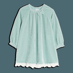 Klänning till dop