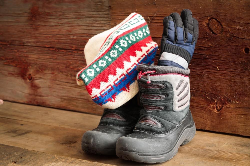 Test av vinterskor och kängor för barn Barnnet.se