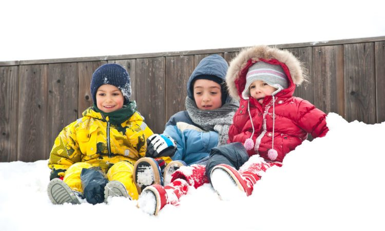 Vinterstövlar test